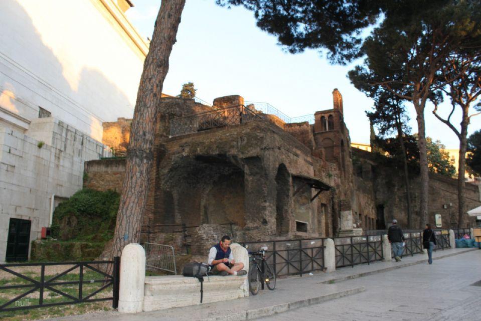 Insulae Palatino Rome Roma Italy Italia Europe