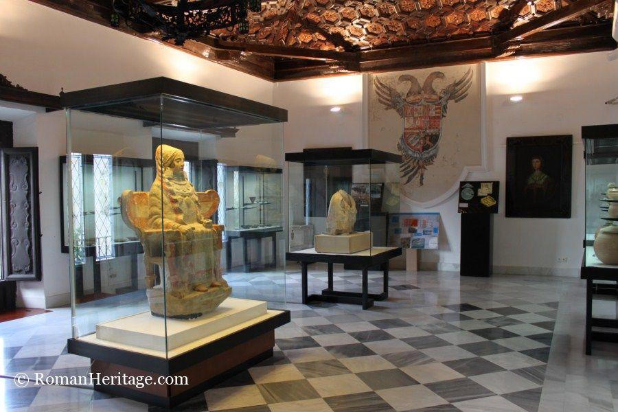 Baza museum museo baza granada andalucia hispania - Baza granada fotos ...