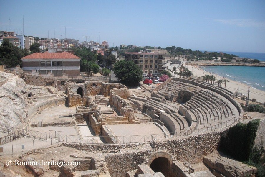 Tarragona Spain  city images : Spain Tarragona Tarraco Amphitheater anfiteatro 3